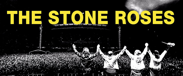 THE STONE ROSES 来日公演レポート 日本武道館 2017.04.21