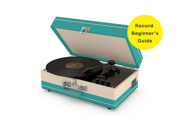 【入門者向け】レコードを聴くために必要なものと4つの組み合わせパターン